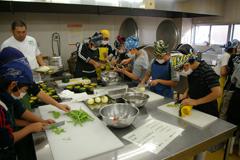 食育事業(料理教室)