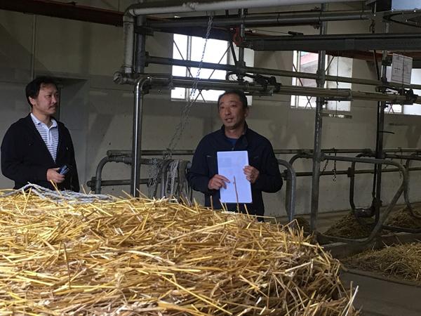 津別石川農場